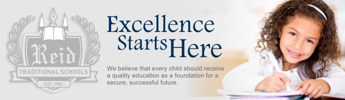 Reid Traditional Schools Enrollment
