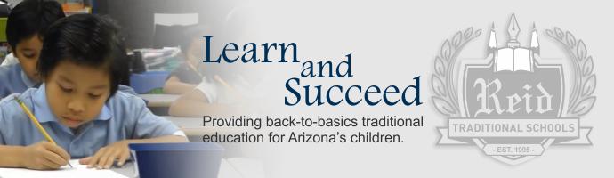 Reid Traditional Schools Curriculum