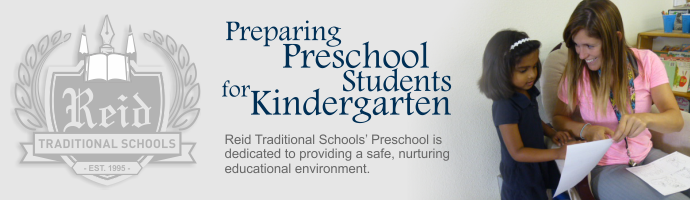 Reid Traditional Schools' Preschool