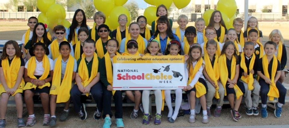 Valley Academy National School Choice Week